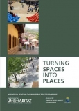 TURNING SPACES INTO PLACES